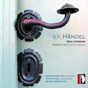 Handel: Son d'amore Product Image