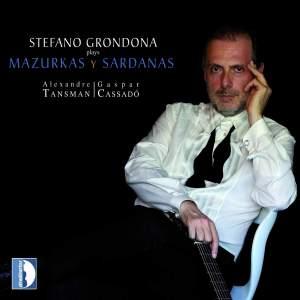Alexandre Tansman & Gaspar Cassadó: Guitar works