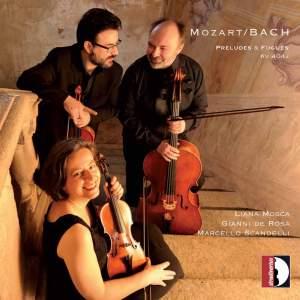 Mozart & Bach: Preludes & Fugues, K. 404a