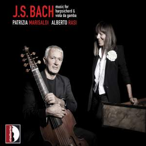 Bach: Music for Harpsichord & Viola da gamba Product Image
