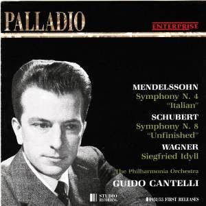 Mendelssohn, Schubert & Wagner
