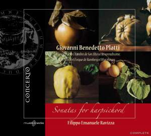 Platti: Sonatas for Harpsichord (18)