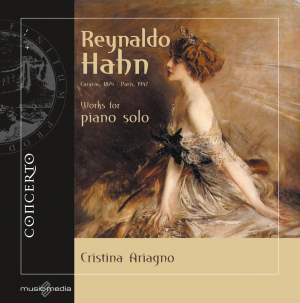 Hahn: Works for piano solo
