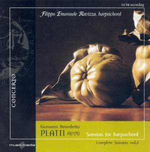 Platti: Complete Harpsichord Sonatas