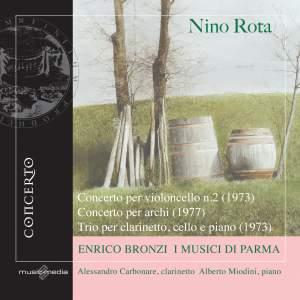Rota - Concertos and Trio