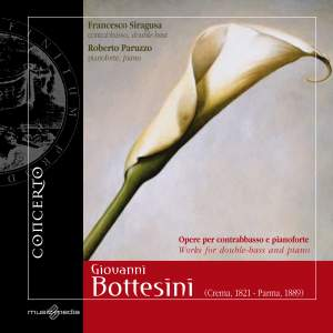 Bottesini: Music for Double Bass & Piano