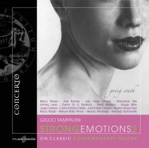 Strong Emotions on Classic Contemporary Guitar