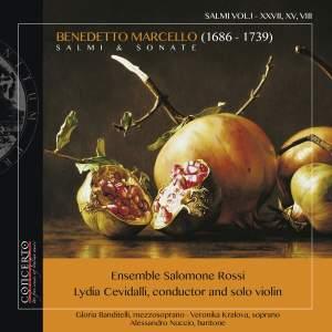 Benedetto Marcello: Salmi & Sonate, Vol. 1