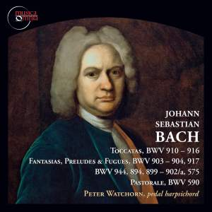 Bach: Harpsichord Works Product Image
