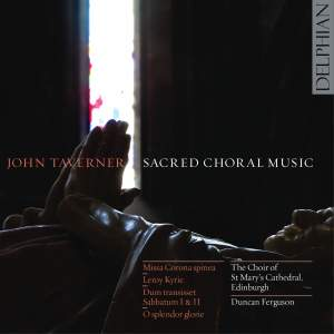 Taverner - Sacred choral music Product Image
