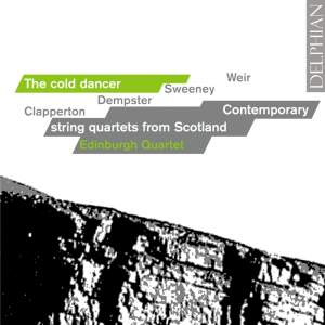 Contemporary String Quartets from Scotland