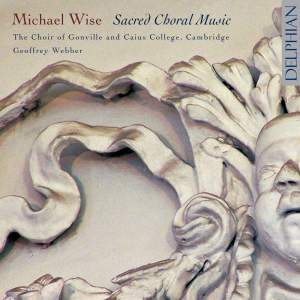 Wise - Sacred Choral Works Product Image