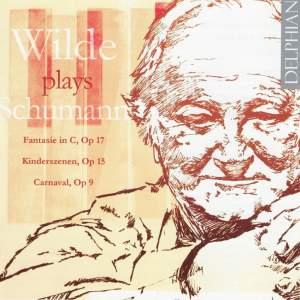 Wilde plays Schumann