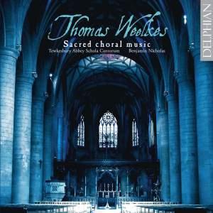 Weelkes - Sacred Choral Music