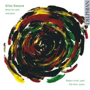 Giles Swayne - Music for cello and piano Product Image