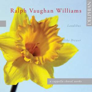 Vaughan Williams - A Cappella Choral Works