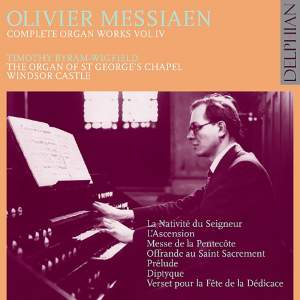 Messiaen - Complete Organ Works Volume 4 Product Image