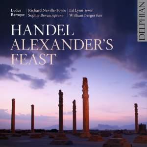 Handel: Alexander's Feast Product Image