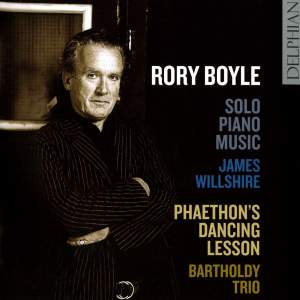 Rory Boyle: Music for Solo Piano