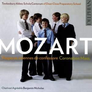 Mozart: 'Coronation' Mass in C