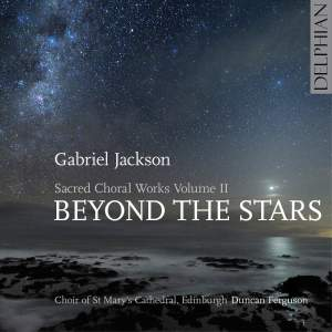 Gabriel Jackson: Beyond The Stars Product Image
