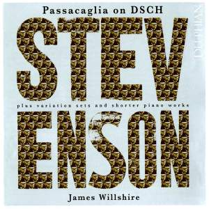 Ronald Stevenson: Passacaglia on DSCH Product Image