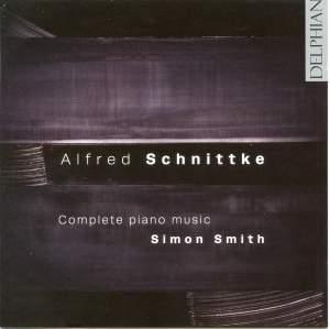 Schnittke: Complete Piano Music