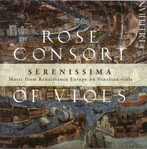 Serenissima: Music from Renaissance Europe