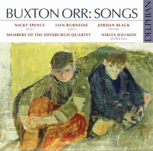 Buxton Orr: Songs Product Image