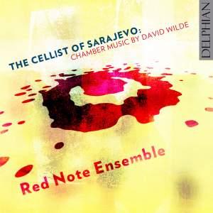 The Cellist of Sarajevo Product Image