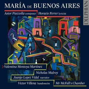 Piazzólla: Maria de Buenos Aires Product Image