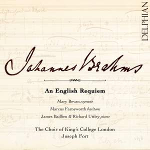 Brahms: An English Requiem