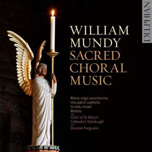 William Mundy: Sacred Choral Music Product Image