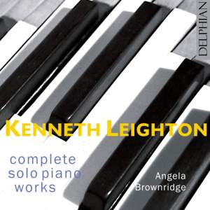 Kenneth Leighton - Complete Solo Piano Works