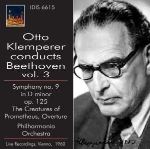 Otto Klemperer conducts Beethoven Volume 3 Product Image