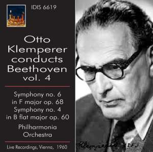 Otto Klemperer conducts Beethoven Volume 4