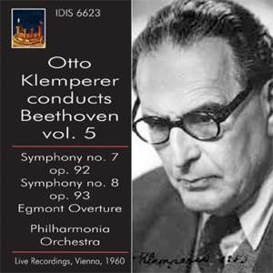 Otto Klemperer conducts Beethoven Volume 5 Product Image