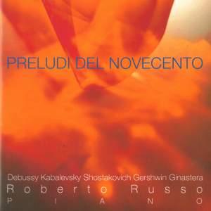 Preludi del novecento: 20th Century Preludes