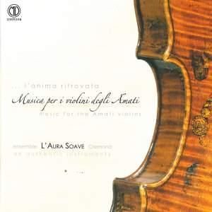 Musica per i violini degli Amati Product Image