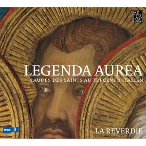Legenda Aurea: Laudes des Saints au Trecento italien
