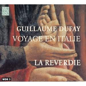 Dufay: Voyage en Italie