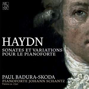 Haydn - Sonatas and Variations