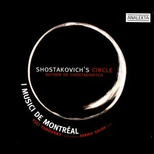 Shostakovich's Circle Product Image