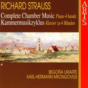 Richard Strauss - Complete Chamber Music Vol. 4