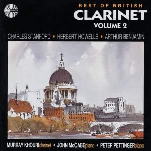 Best of British Clarinet - Volume 2