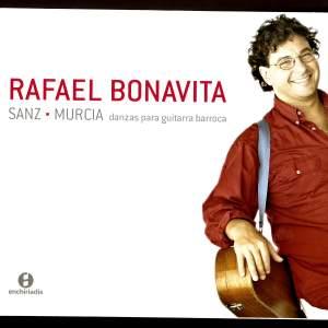 Dances for baroque guitar