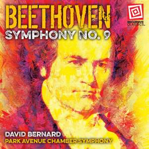"""Symphony No. 9 in D Minor, Op. 125 """"Choral"""""""