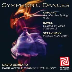 Copland, Ravel & Stravinsky: Symphonic Dances