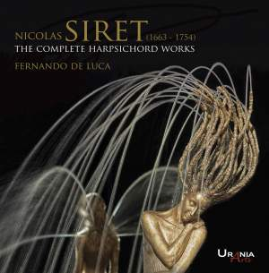 Siret: The Complete Harpsichord Works Product Image