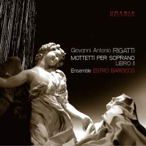 Rigatti: Motteti per soprano, Book 2 Product Image
